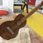 Guitare décorative
