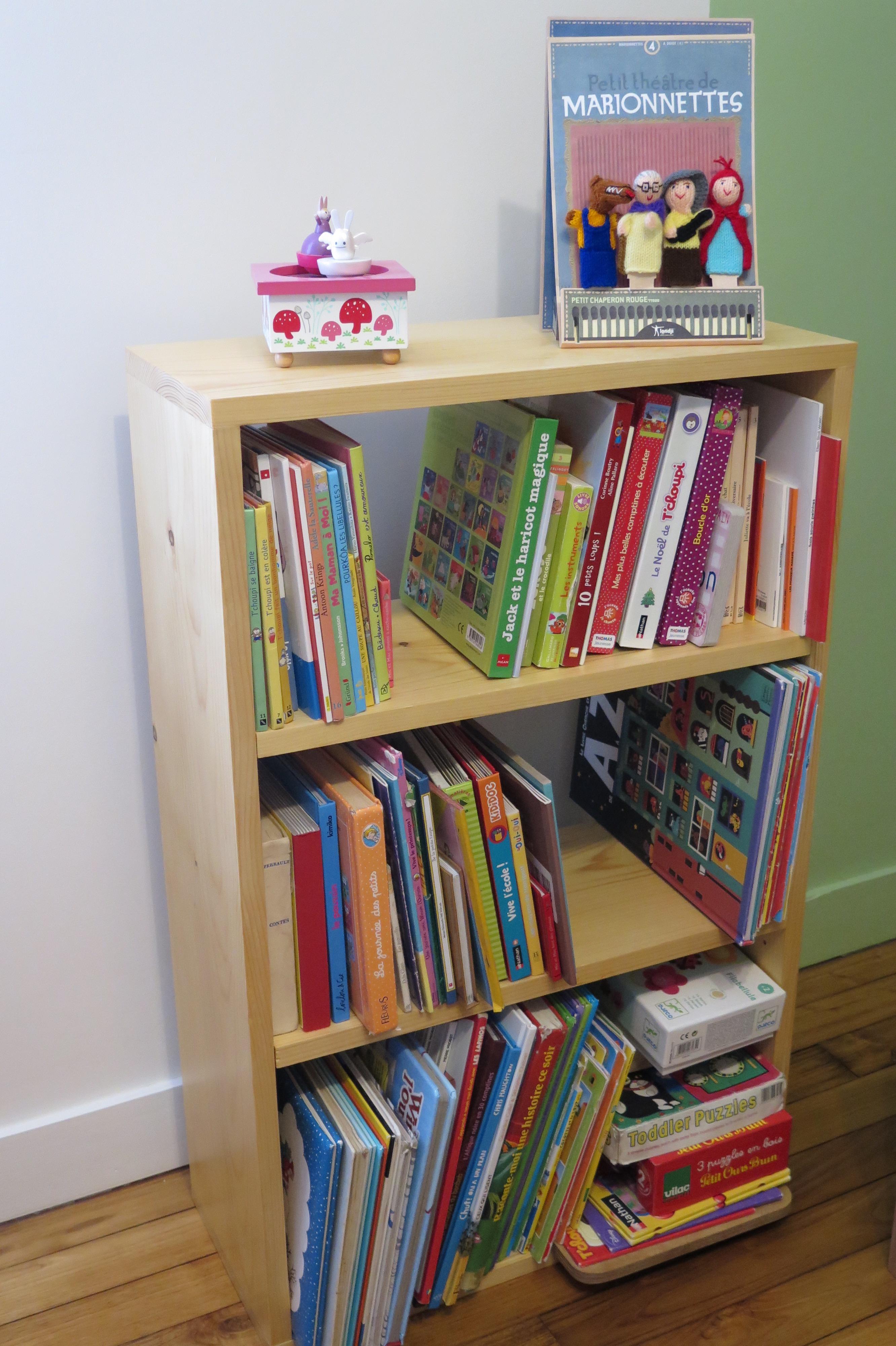Encore une bibliothèque !